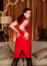 Anilos - Lady In Red featuring Sharlyn. (Photos)