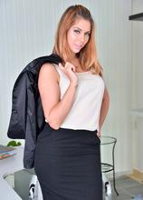 Anilos - Business Sexy featuring Ani Blackfox. (Photos)