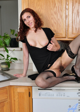 Anilos - Naughty Housewife featuring Amanda. (Photos)