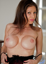 Anilos - Sexy Lingerie featuring Angel. (Photos)