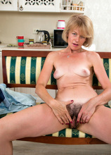 Anilos - Hairy Pussy featuring Diana Gold. (Photos)