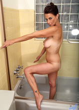 Anilos - Wet And Horny featuring Mimi Moore. (Photos)