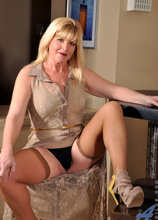 Anilos - Busty Blonde featuring Dawn Jilling. (Photos)