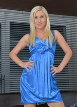 Anilos - Vision In Blue featuring Vanessa Hell. (Photos)