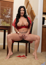 Anilos - Lady In Red featuring Sammy Brooks. (Photos)