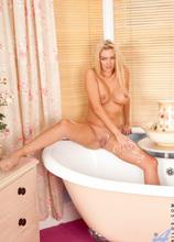 Anilos - Tub Rubdown featuring Amber Jayne. (Photos)