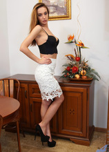 Anilos - Stunning Russian Milf featuring Marel Dew. (Photos)