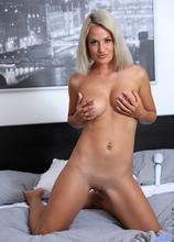 Anilos - Sexy Blonde featuring Nicole Vice. (Photos)