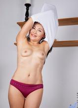 Anilos - Yoga And Masturbation featuring Lira Kissy. (Photos)