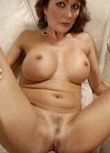 This american housewive does best with a cock in her mouth