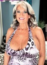 Sally is 59. Her stud is 24. Yeah, 24. - Sally D'Angelo (23:35 Min.) - MILF Bundle