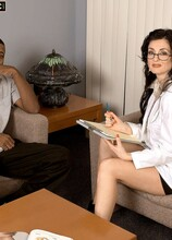 The patient is in the doctor's asshole - Lake Russell (20:31 Min.) - MILF Bundle