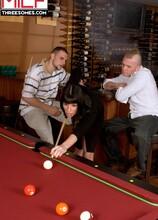 Audrey Maxx: pool hustler, cock handler - Audrey Maxx (16:31 Min.) - MILF Bundle