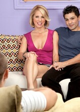 500 a month for rent. Jenny's pussy is included. Free facial. - Jenny Mason (23:43 Min.) - MILF Bundle