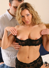 Lisa wants you to cum fuck her while her husband is at work in Karupsow | Elite Mature