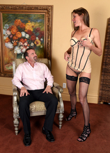 Mature Pictures Featuring 37 Year Old Sofie Marie From AllOver30