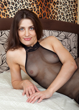 Mature Pictures Featuring 36 Year Old Egina From AllOver30