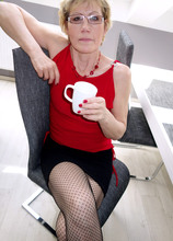 Mature Pictures Featuring 57 Year Old Georgina C From AllOver30