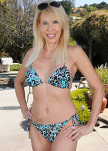 Featuring 60 Year Old Erica Lauren from New Orleans  in High Quality Outside Mature and MILF Pictures and Movies