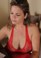 Mature Pictures Featuring 37 Year Old Marie Michaels From AllOver30