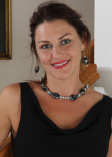 Mature Pictures Featuring 41 Year Old Joana Jakes From AllOver30