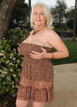 Mature Pictures Featuring 60 Year Old Angelique From AllOver30