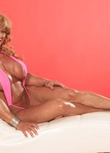 Kat Wiley: muscle MILF - Kat Wiley (108 Photos) - 40 Something