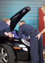 The MILF and the mechanics
