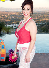 A day at the pool with Missy Masters - Missy Masters (65 Photos) - 40 Something