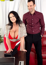 The stacked realtor - Kailani Kai and Alex Legend (57 Photos) - 40 Something