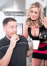 Breakfast with newcomer Chanel Kline - Chanel Kline and Tony Rubino (61 Photos) - 40 Something