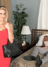 Alexis Fawx fucks - Alexis Fawx and Peter Green (53 Photos) - 40 Something