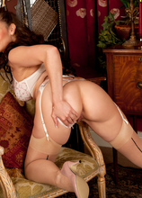 Anilos - All Dressed Up featuring Sophia Delane. (Photos)