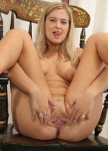 Alanna never leaves home without eating her breakfast! in Karupsow | Elite Mature
