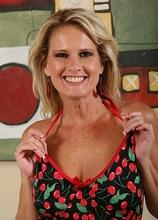 Bridgett wants it rough in her bedroom! in Karupsow   Elite Mature
