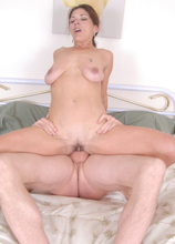 Gina has mastered sucking cock over the years! in Karupsow | Elite Mature