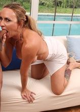 Busty MILF Kenzi Foxx fucks her recently divorced friend. in Karupsow | Elite Mature