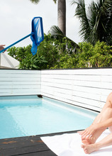 This time, the pool boy gets Carrie Anne's pussy - Carrie Anne and Nicky Rebel (75 Photos) - 40 Something