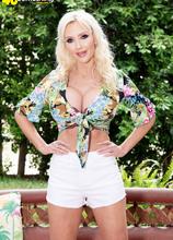 Victoria's not-so-secret bra show - Victoria Lobov (119 Photos) - 40 Something