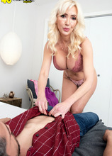 The busty trophy wife fucks again! - Victoria Lobov and Bambino (100 Photos) - 40 Something