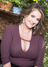 Busty MILF's first time, and it's in her ass! - Kerry Martin and Logan Long (80 Photos) - 40 Something