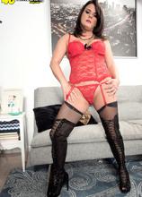 The gangbang queen of Pennsylvania - Raquel Ritz (61 Photos) - 40 Something