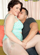Vivian's First Time...On-Camera, That Is - Vivian Piper and Rocky (40 Photos) - 40 Something