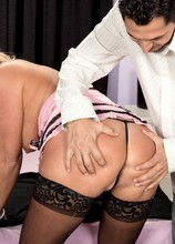 Samantha Ray's First Time