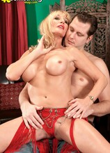 Belly Dancing For Your Cum - Opal Reins and John Strange (60 Photos) - 40 Something