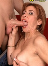 Look, Up In The Sky! It's A MILF! - Mikela Kennedy and Levi Cash (36 Photos) - 40 Something
