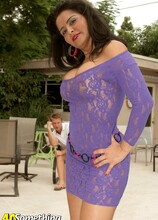 Rub One Out For Valery - Valery Lopez and Levi Cash (55 Photos) - 40 Something