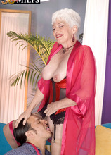 Suzy is 58. The dude is 28. - Suzy and Anthony Rosano (62 Photos) - 50 Plus MILFs