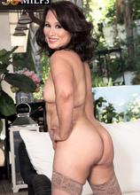 Two toys for Maya's lovely ass - Maya Luna (87 Photos) - 50 Plus MILFs