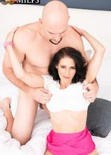 1980s porn superstar Keli Richards returns - Keli Richards and J Mac (90 Photos) - 50 Plus MILFs